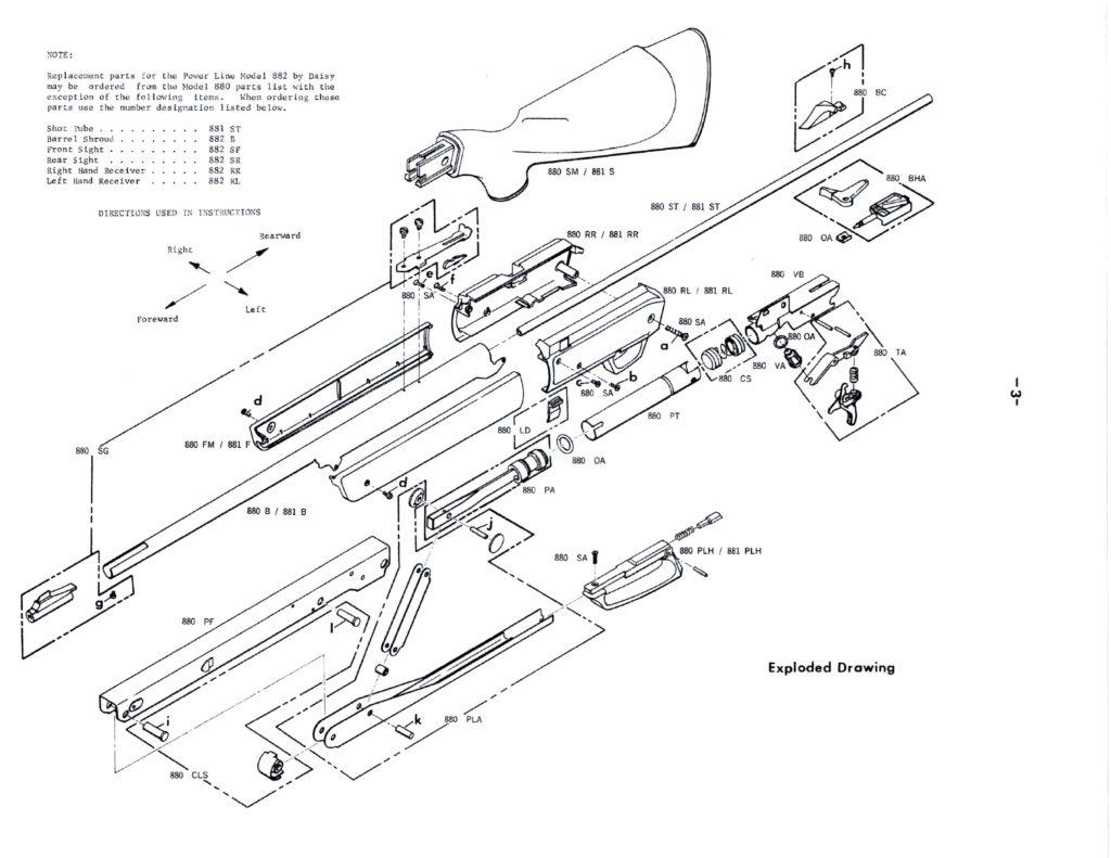 Old Style Daisy 880 Factory Service Manual  U2013 Daisy 880  Net